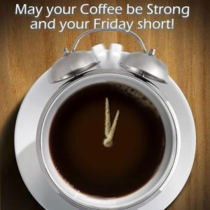 coffee on Friday