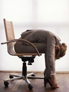 distress at work